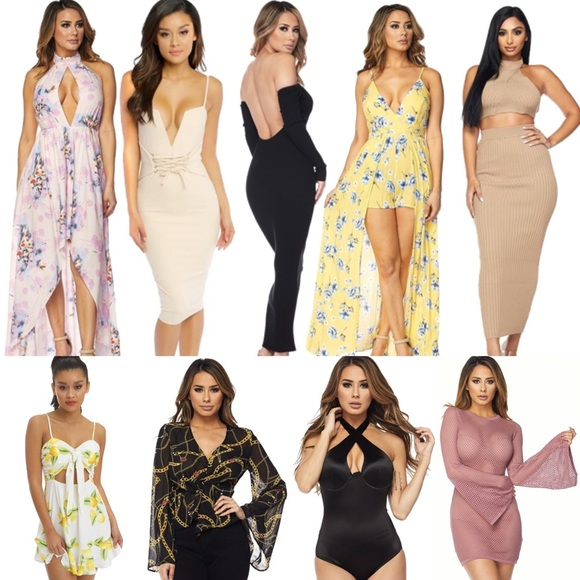 Banjul Tops - 🛍 Size SMALL Mystery Box, 10 items | PRICE FIRM